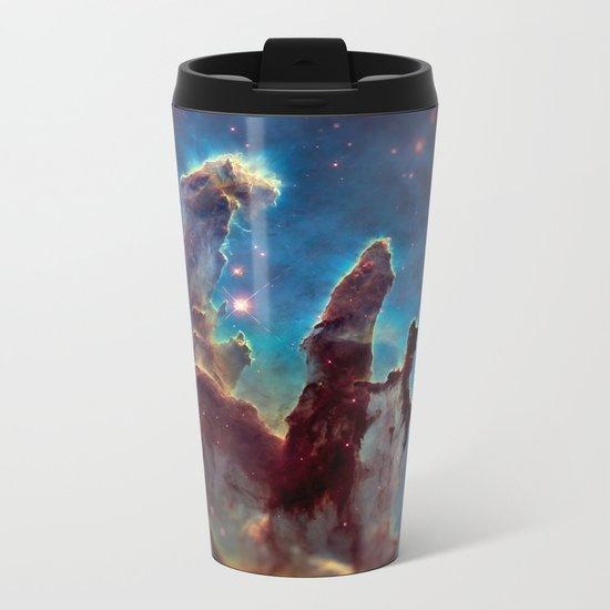 Pillars of Creation Metal Travel Mug
