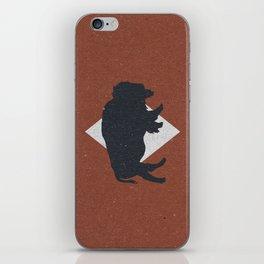 Bison & Blue iPhone Skin