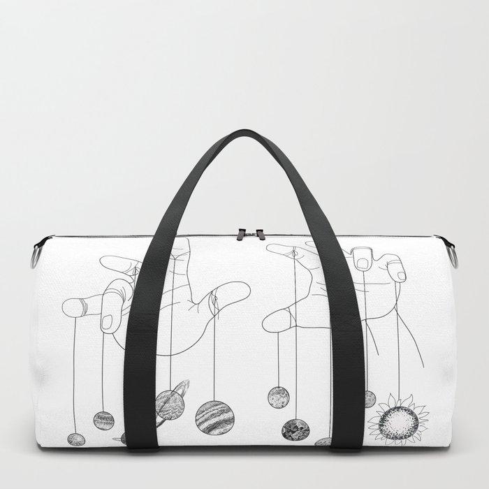 Solar System II Duffle Bag