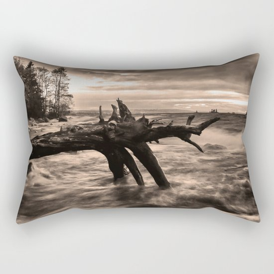 Storm #2 Rectangular Pillow