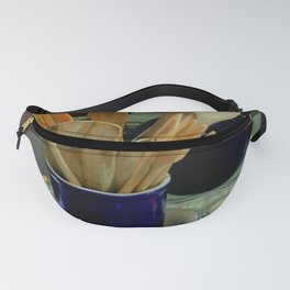 Those Out Of The Kitchen Blues Fanny Pack