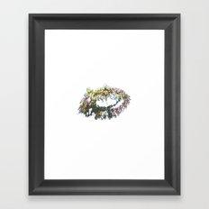 Little Terrariums Framed Art Print