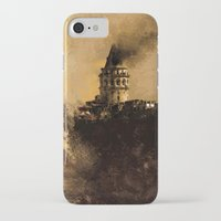 istanbul iPhone & iPod Cases featuring istanbul  by Atalay Mansuroğlu