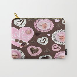 LUCYS CHOCOLATE FACTORY Carry-All Pouch