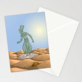 Ozymandias and the Urn Stationery Cards