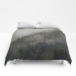 Take me home - Landscape Photography Comforters