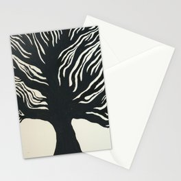 The Tree of Nudity Stationery Cards