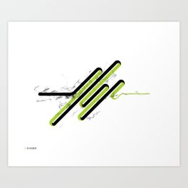 05: Refinement Art Print