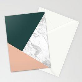 Stylish Marble Stationery Cards