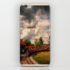 Zoo Train iPhone & iPod Skin