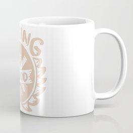 Lumbering Carpenter Woodworking Coffee Mug