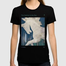J. D. Salinger's The Catcher in the Rye - Literary book cover design T-shirt