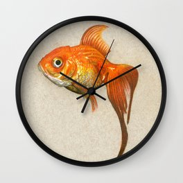 """""""Goldie"""" Wall Clock"""