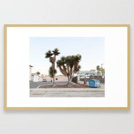 Grover Beach Framed Art Print