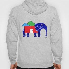 Elephant in My Room Hoody
