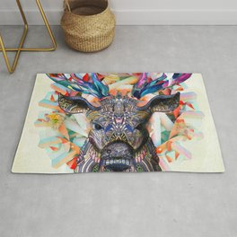 Unconfined Rug