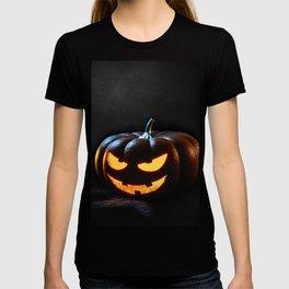 Halloween Pumpkin Jack-O-Lantern Spooky T-shirt
