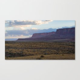 Twilight at Vermillion Cliffs Canvas Print