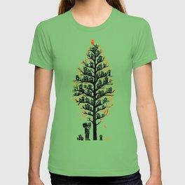 Hoot Lodge T-shirt
