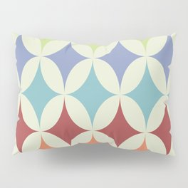 Abstract Shapes Pillow Sham
