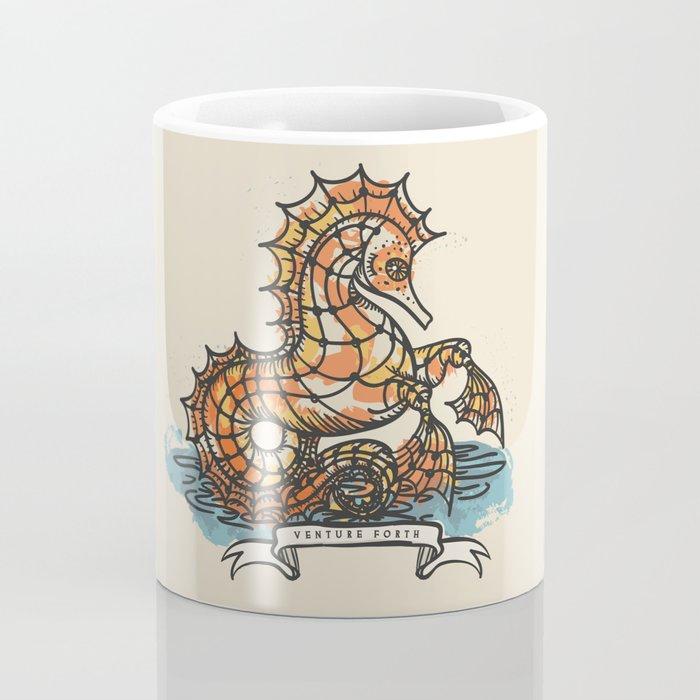 VENTURE FORTH Coffee Mug