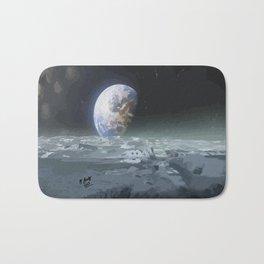 Space Frontier destiny Bath Mat