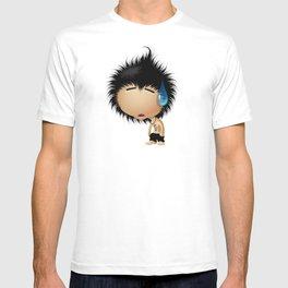 Mr. Zhong: Sigh... T-shirt
