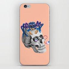 Skull Spider iPhone & iPod Skin