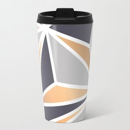 Geometry Gold 047 Travel Mug