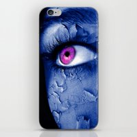 broken iPhone & iPod Skins featuring BROKEN  by INA FineArt