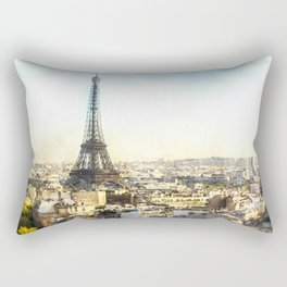paris46 Rectangular Pillow
