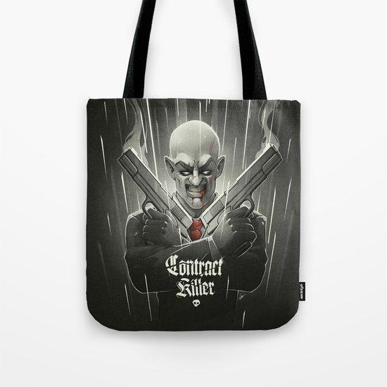 Contract Killer Tote Bag