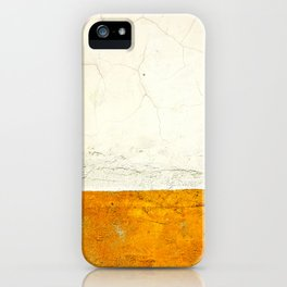 Goldness iPhone Case