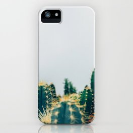 cactus sea iPhone Case
