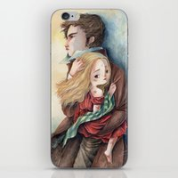 les miserables iPhone & iPod Skins featuring les miserables by Fabiana Attanasio