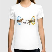 portal T-shirts featuring Portal by Anna Shell