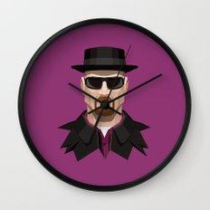 Breaking Bad - Heisenberg Wall Clock