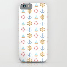 The Essential Patterns of Childhood - Sailing iPhone 6s Slim Case
