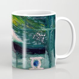 Green Lantern Coffee Mug