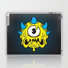GLORB (YELLOW) Laptop & iPad Skin