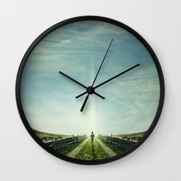 life journey Wall Clock