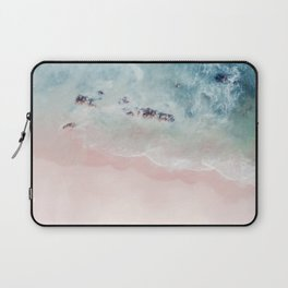 Ocean Pink Blush Laptop Sleeve