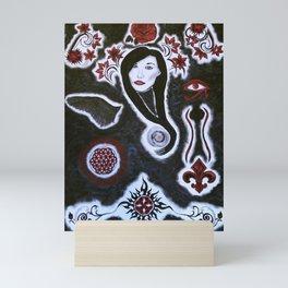 Divine Feminine Mini Art Print