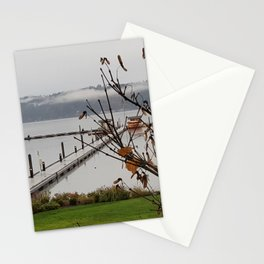 Fall at Hood Canal Stationery Cards