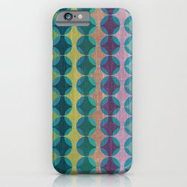 Colour Harmonies II iPhone Case