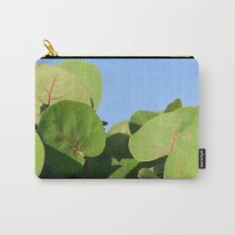 DELRAY GREEN BEACH TOTE Carry-All Pouch