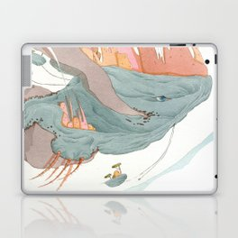 il mondo nuovo-the new world Laptop & iPad Skin