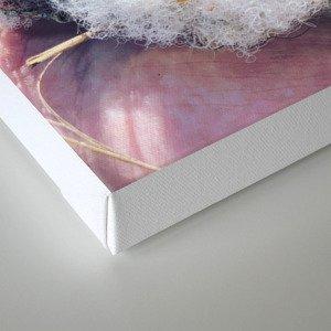 Capacity Canvas Print