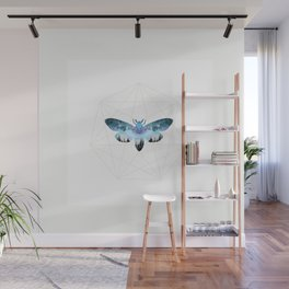 Rune Moth Wall Mural