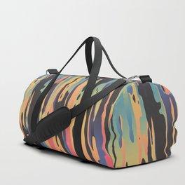 Trippy Dawntime Duffle Bag